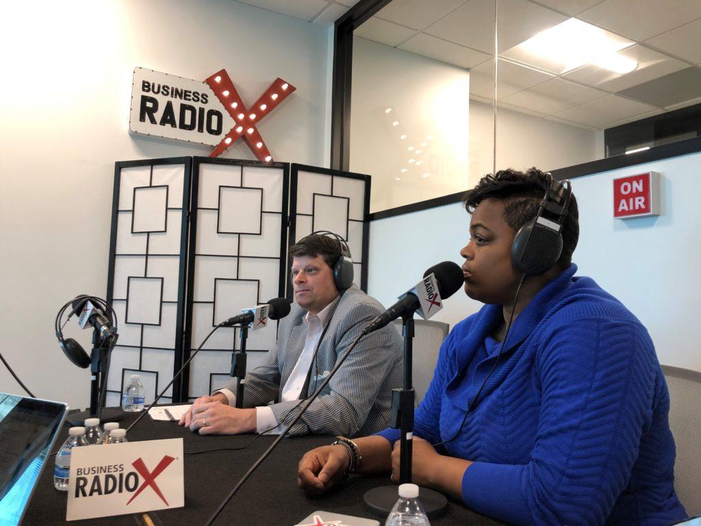 Charles Watson radio interview
