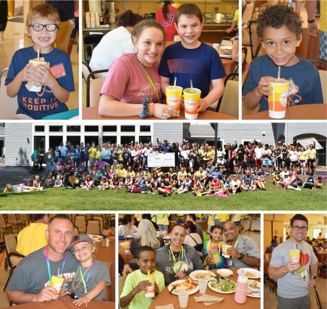Tropical Smoothie Cafe at Camp Sunshine