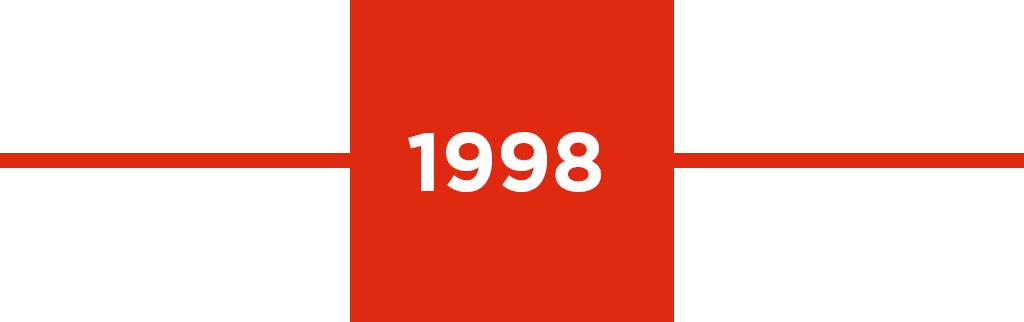 Timeline year: 1998