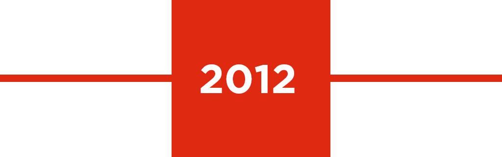 Timeline year: 2012