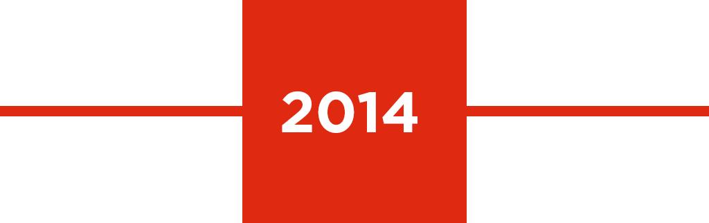 Timeline year: 2014
