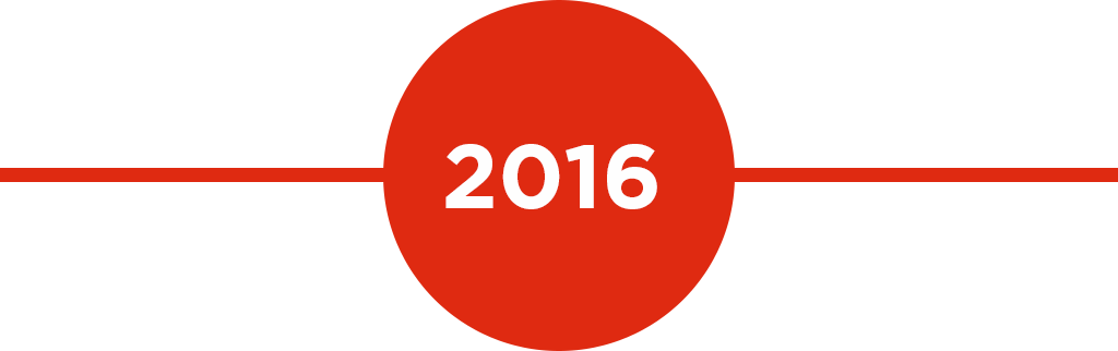 Timeline year: 2016