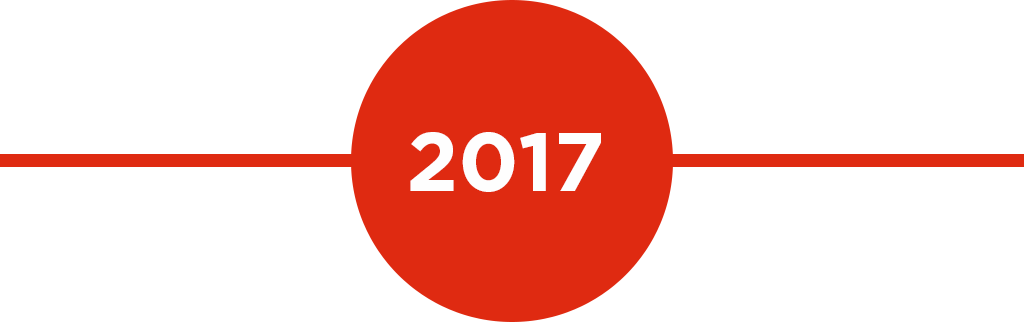 Timeline year: 2017