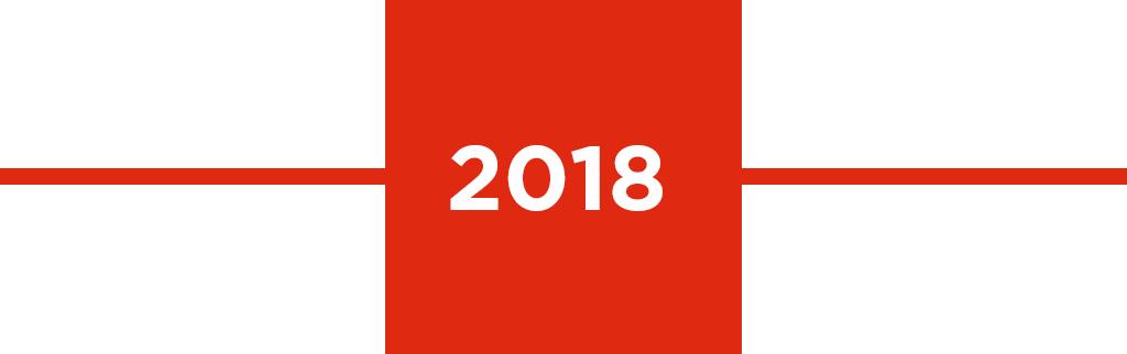 Timeline year: 2018