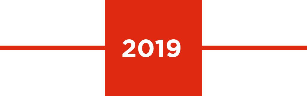 Timeline year: 2019