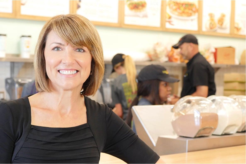 Debbie Pike, Multi-Unit Franchies Owner