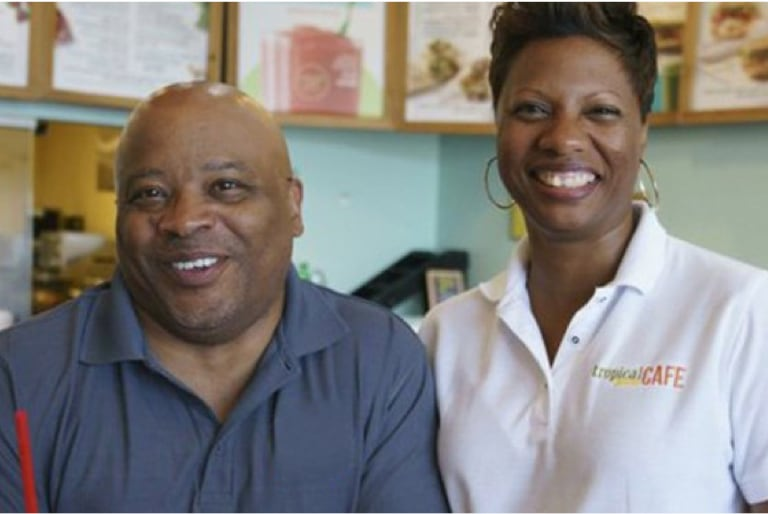Dennis and Nicole Drake, Franchise Owners