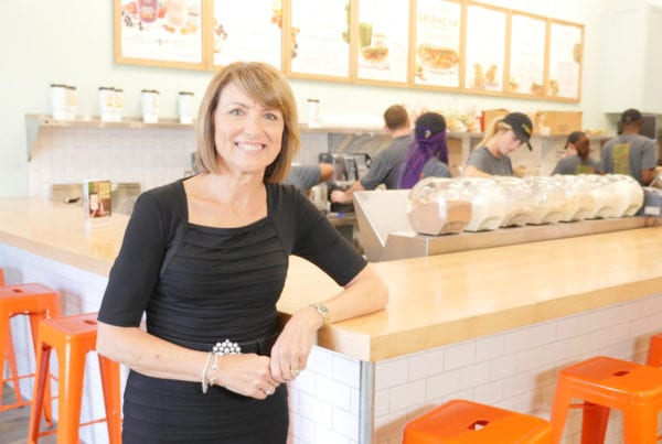 Franchise Owner Debbie Pike
