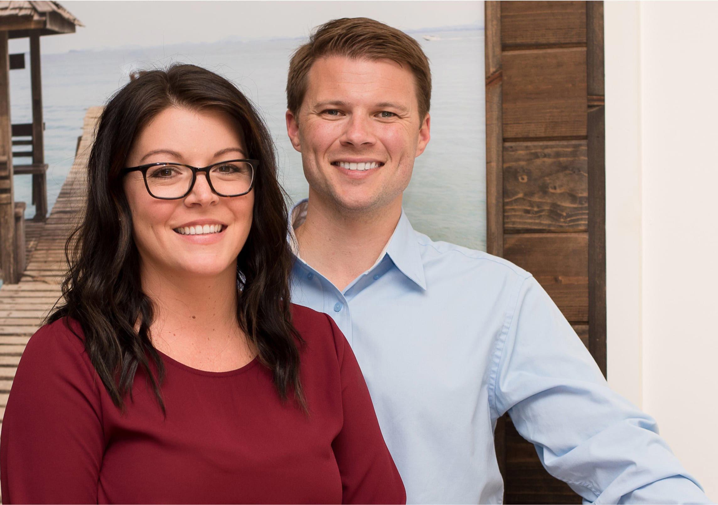 Rylan and Jennifer Miller, Multi-unit franchise owners