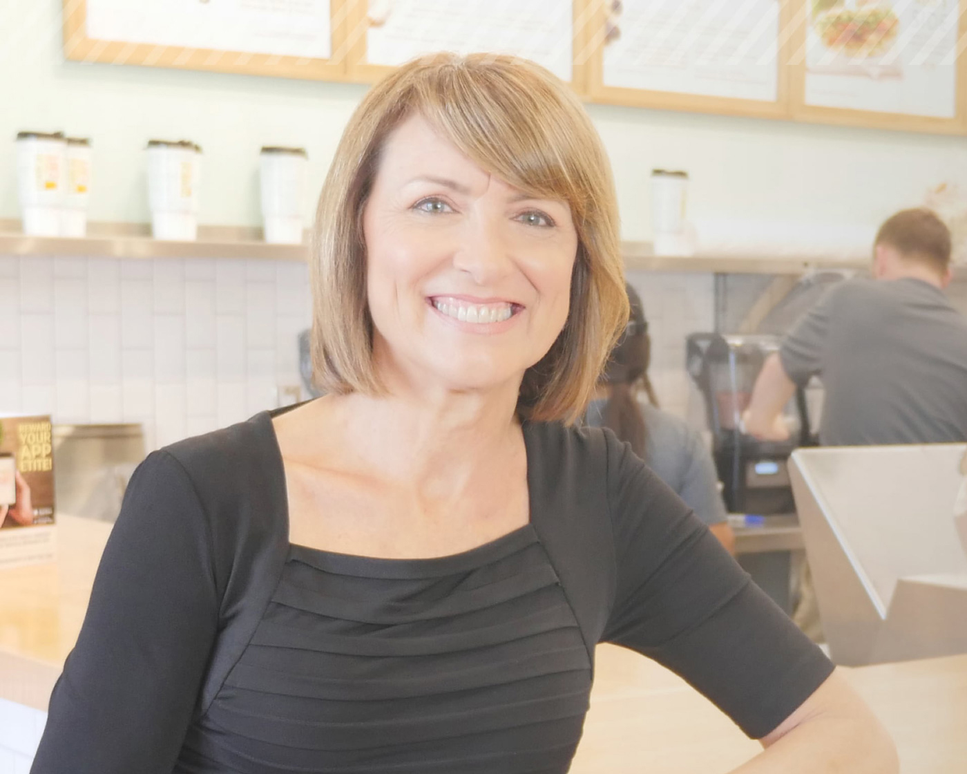 Debbie Pike, multi-unit franchise owner
