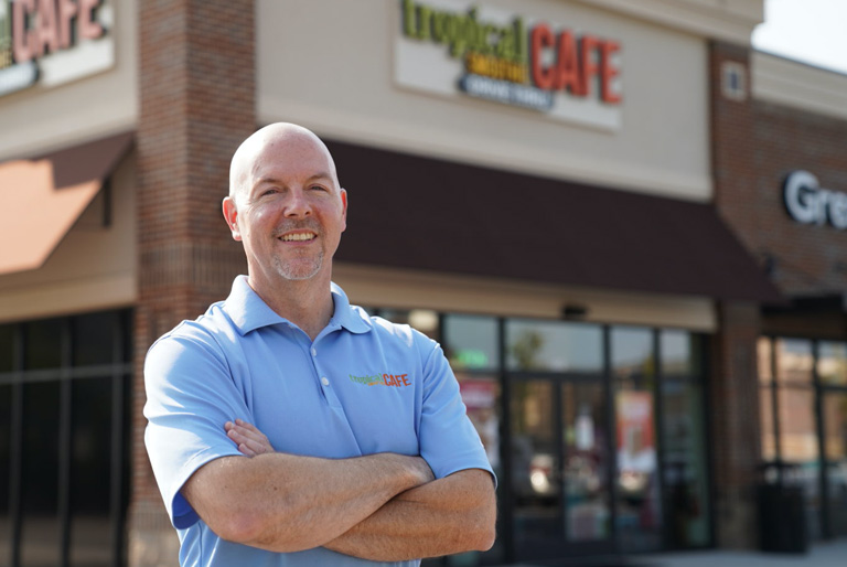 Mike Haines, Multi-Unit Franchise Owner