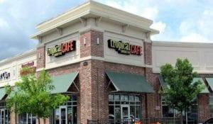 exterior image of a Tropical Smoothie Cafe