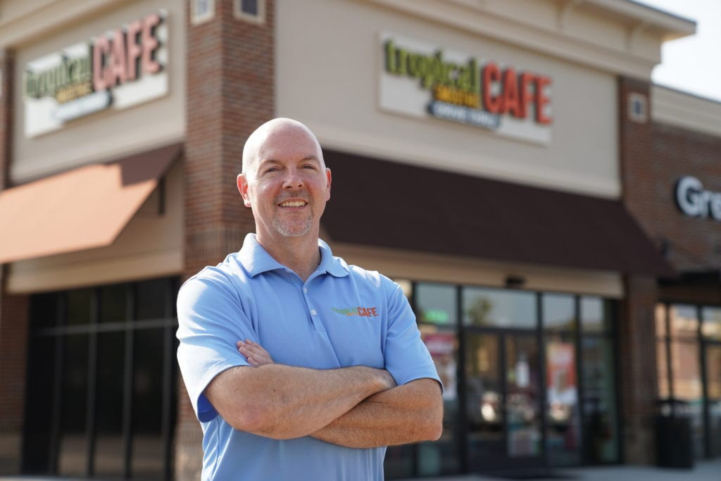 Looking for a rewarding career change?  Franchise Owner Mike Haines shares his story.