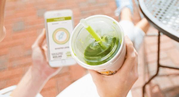 Tropical Smoothie Cafe mobile app