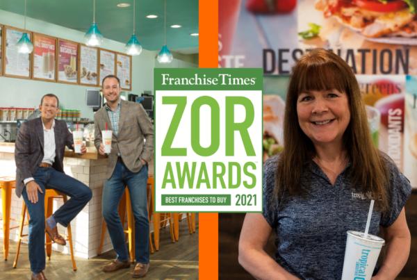 Zor Awards 2021 featuring Nick Crouch, Glen Johnson and Laura Jankowski